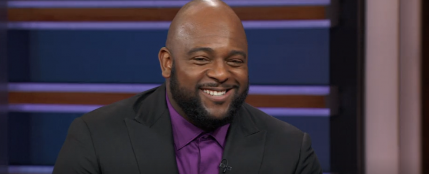 Opera Singer Ryan Speedo Green in interview.